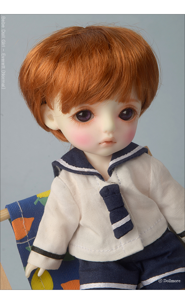 (5) Enfant Short Cut (Carrot)