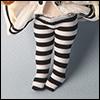 Bebe Doll Size - Umeme Panty Stocking (Stra Black)