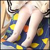 Bebe Doll Size - Umeme Panty Stocking (Net White)