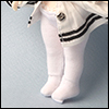 Bebe Doll Size - Umeme Panty Stocking (White)