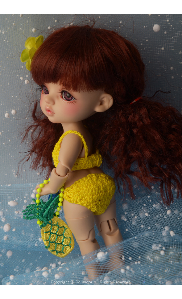 Bebe Doll Girl - Tropical Delight Suntan Anjou - LE10