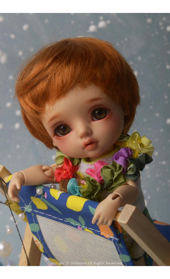 Bebe Doll Boy - Tropical Delight Suntan Anjou - LE10
