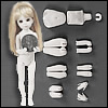Elf Elly Girl - Banji (Not Assembled Kit/White)