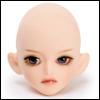"""12"""" Cute Doll Head - Lulu (노말 : PVC)"""