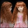 (13-14) Soft Sobazu Wig (Carrot)