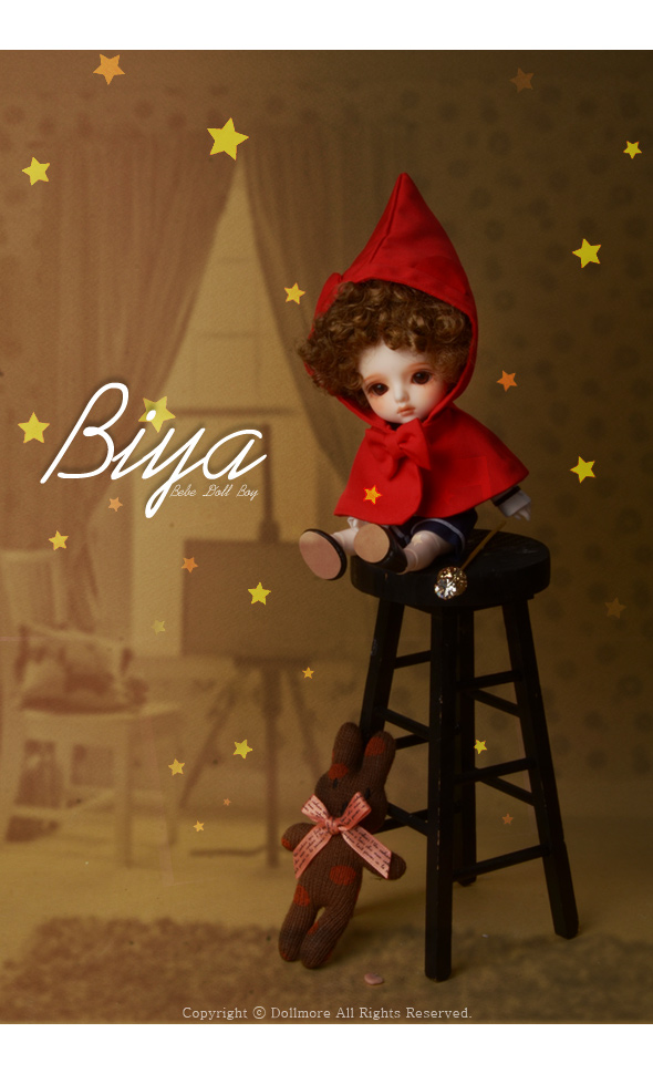 Bebe Doll Boy - Biya