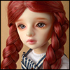 (7-8) Shirley Pgtail Wig (W.Brown)