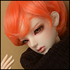 (8-9) Saiz Cut Wig (Pink)
