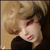 (8-9) Saiz Cut Wig (T Blonde)