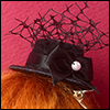 All Size - Seraphic Hat (Black)