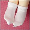 Dear Doll Size - Smart Ankle Socks (White)