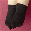 Dear Doll Size - Smart Ankle Socks (Black)