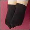 Dear Doll Size - Smart Ankle Socks (Black)