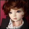 (7-8) Macaroon Short Cut Wig (D.Brown)