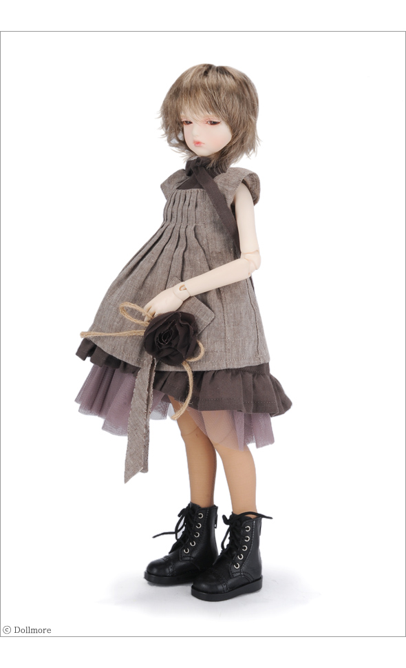 MSD & Fashion doll M Size - Basic Walker (Black)