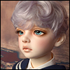 (13-14) Saiz Cut Wig (V.L.Gray)