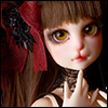 Catish Girl Doll - Klasse Cancan Dark Eyes Reaa - LE10