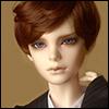 (8-9) Nasoz Cut Wig (Brown)