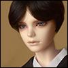 (8-9) Nasoz Cut Wig (Black)