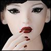 Fashion Doll - Black Mika - LE 100
