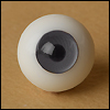 20mm Solid Glass Doll Eyes (19B)