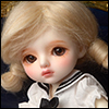 (5) Guyomi Mohair Wig (Blonde)