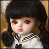 (5) Sayomi Mohair Wig (Black)