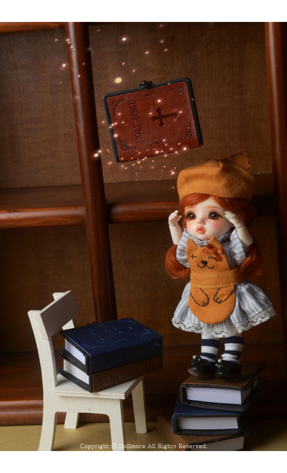 Bebe Doll Girl - kitty Kitchen : Anjou - LE10