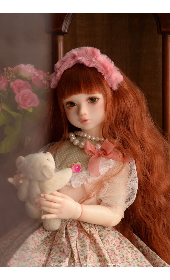 Illua Doll - Be my heart : Petit Lillia - LE10