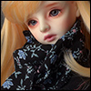 Model & MSD - Flower Muffler (Q - Blue)