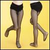 MSD - N Panty Stocking (Black)