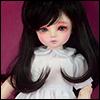 (7) Lissa Curl Wig (Black)