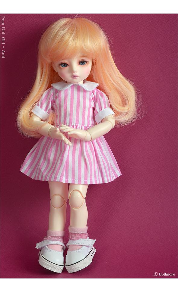 (7) Lissa Curl Wig (Blonde)