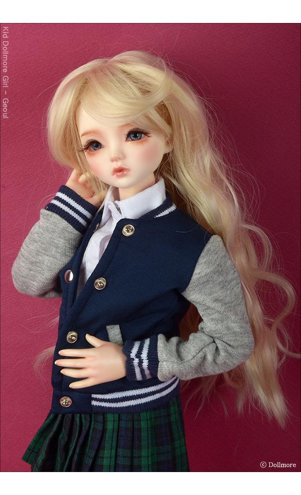 (7) Erin Curl Wig (Blonde)