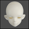 Dollmore Kid Head - Sleepy Eyes Pado (White Skin)