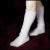 Lusion Doll - Hehe Socks (White)