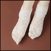MSD Size - ARF Lace Socks (White)