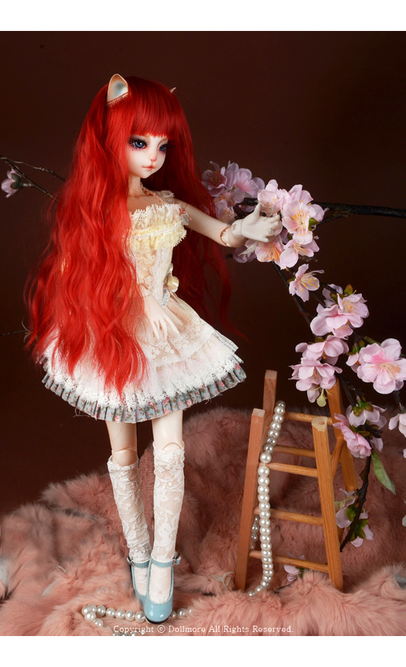 Catish Girl Doll - Siamese Fluxus : Dreaming Reaa - LE10