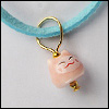 MSD & SD Size - Bell Cat Necklace (Pink/Sky)