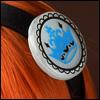 MSD & SD - Castle 02 headband (432)