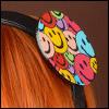 MSD & SD - Big Smile headband (440)