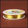 금색 동철사 (0.3mm X 30M)