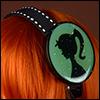 MSD & SD - PT Lady headband (447)