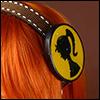 MSD & SD - PT Lady headband (448)