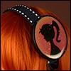 MSD & SD - PT Lady headband (449)