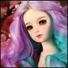 Narsha Girl - Rainbow Narsha - LE10