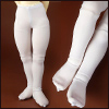 Illua Doll size - Span·dex Panty Stockings (White)