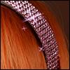 MSD & SD - Grambling Headband (454)