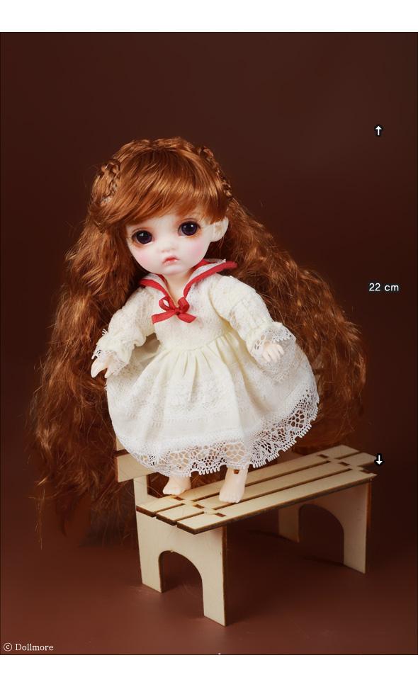 (5) Celine FS Long Wig (Carrot)