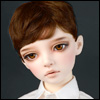 (13-14) Zeke Short Cut Wig (Brown)